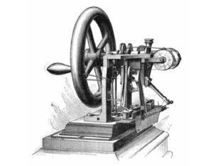 תולדות מכונת התפירה