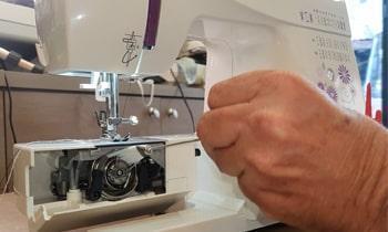 איך לתקן מכונת תפירה