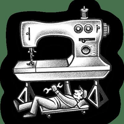 תיקון מכונת תפירה